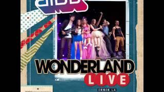 02 Te Quiero Mas - Wonderland Live (Zona Preferente) EME 15