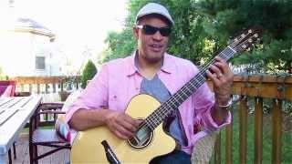 Raul Midón - Auvernier Jazz Festival Announcement