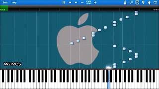 iphone ringtones on synthesia