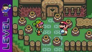 Link vs Mario Challenge [Trailer]