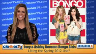 Lucy Hale and Ashley Benson New Bongo Girls