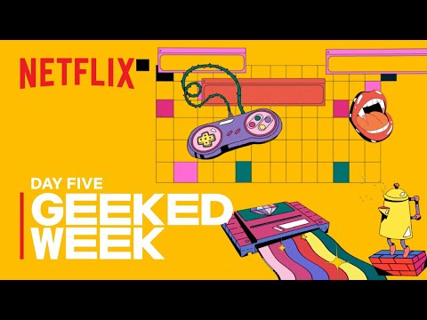 WTFF::: Netflix Geeked Week Day Five featuring Cuphead, The Witcher, more