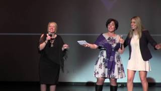 Suzanne & Holly Tides Manilow Medley at HVGT