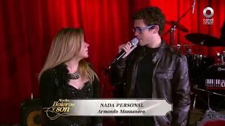 Aranza y David Cavazos - Nada Personal
