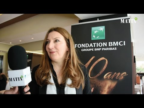 Video : La Fondation BMCI souffle sa 10e bougie