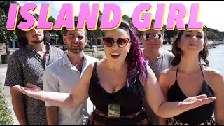 Stacey Kay - ISLAND GIRL (live a cappella version)
