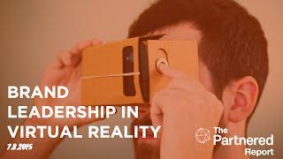 Virtual Reality Brands