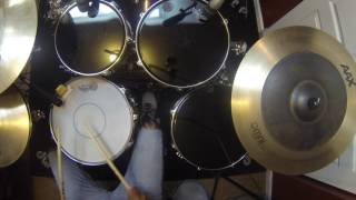 Earth, Wind & Fire | Getaway Drum Cover