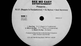 Da Nation - What's Ya Rep Instrumental Loop Prod. by Easy Mo Bee