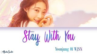 Yoo Yeonjung (유연정) - 마음이 하는 일 (Stay With You) Where Stars Land OST Part 6 Lyrics/가사 [Han|Rom|Eng]
