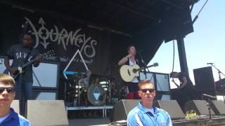 Set It Off- Bad Guy live at Vans Warped Tour
