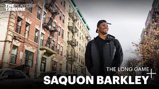 Saquon Barkley's Anchor-Mentor-Father Plan