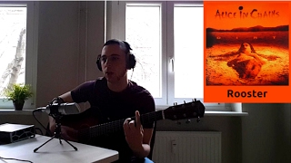 """Alice In Chains - """"Rooster"""" (Acoustic Cover)"""