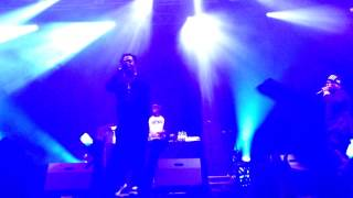 Busta Rhymes - Thank You live 2014