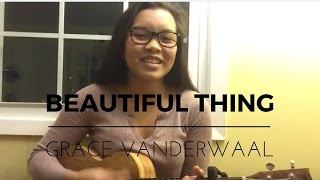 """Beautiful Thing"" -Grace Vanderwaal (cover by Maya Calongcagong)"