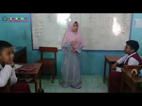 Pidato: Salwa Imtiyazatul Husna