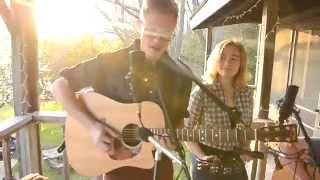 """Shut Up and Dance"" Walk the Moon Cover by The Bread & Butter String Band"