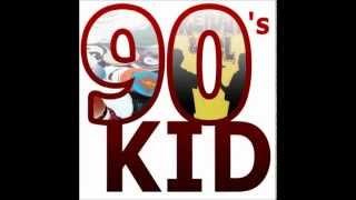 CJ The Kid - 90's Kids (Souls Of Mischief 93 Til Infinity Remix)
