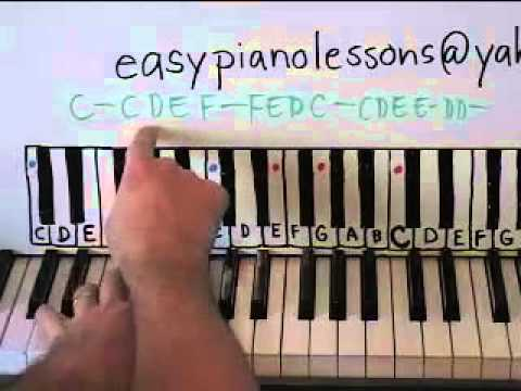 Lean On Me Piano Lesson Chords Chordify