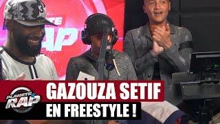 Gazouza Sétif de Grigny en freestyle sur Skyrock