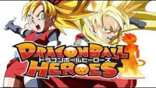Dragonball Heroes AMV-Monster Skillet