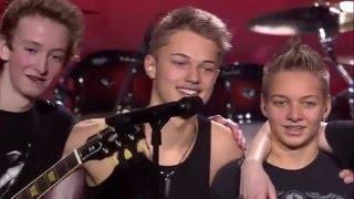 Kids Band Plays Black Night By Deep Purple - Wow - Switzerland's Got Talent