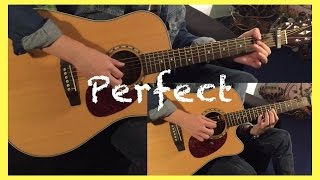 Perfect - Ed Sheeran - Electric Guitar Cover by Amos Wong