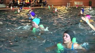 Aqua Aerobics by Maria Spitzer (Bulgaria) / Мария Шпицер (водна аеробика)