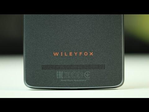 WileyFox مراجعة جهاز