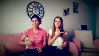 Sen Deme Emmare Xelilova feat. Ahmed Mustafayev İşaret Dili (Fatmanur-Ela)
