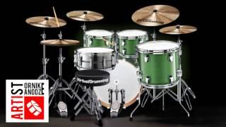 ELO - Rock' N' Roll Is King - Drum cover, Virtualdrumming