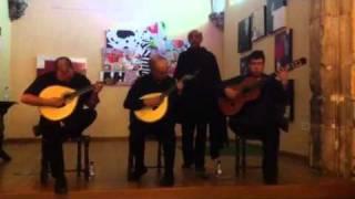 Fado de Coimbra - Coimbra, Terra de encanto - LIVE at café santa cruz