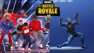 Fortnite Viral Dance On America's Got Talent 2018 width=