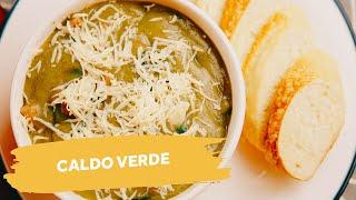 Caldo Verde | Colher de Sopa