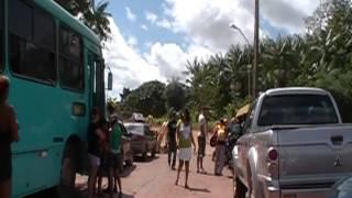 Travessia do Rio Camará - Caminho de Salvaterra para Cacheira de Arari - Ilha do Marajó - MA