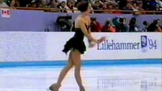 Oksana Baiul 94 Olympics SP Swan Lake.flv