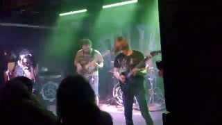 JinJer in Klub u Bazyla 02.05.2014