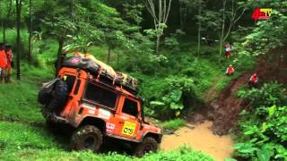 Offroad Trailer - Eps.2 - indonesia offroad expedition java 2015