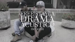 Free Stayla - Drama - Acustico 01 - 2016