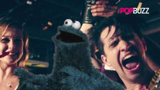 Cookie Monster Reacts To TØP, Panic!, Troye, The 1975 & Melanie Martinez