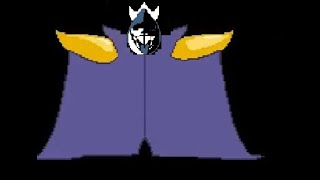 Undertale Asgore Fight but its the Deltarune King's theme
