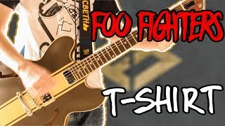 Foo Fighters - T-Shirt Guitar Cover 1080P