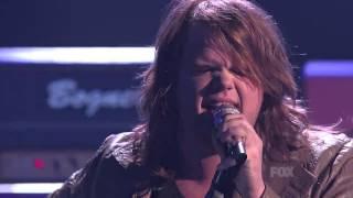 Caleb Johnson - Still of the Night - American Idol XIII 2014