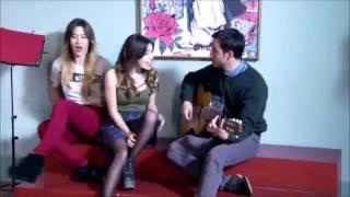 Seré, Lali Espósito y Luciano Pereyra - Esperanza y Joaquin (26-08-15)
