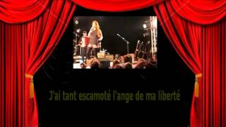 Karaoké Zaz  -  J'ai tant escamoté