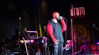 @JamaiMusic live at Drom (Mary J Blige- Goin Down)