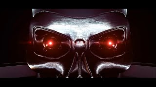 Terminator intro - Robot 3D animation [HD]