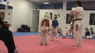 Jake Taekwondo 1