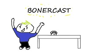 Jacksepticeye/Markiplier/LordMinion77/muyskerm Animated | WELCOME TO THE B-B-B-BONERCAST!