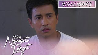 Michael sees Amber's original DNA test result  Nang Ngumiti Ang Langit